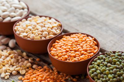 <strong>Lentils</strong>