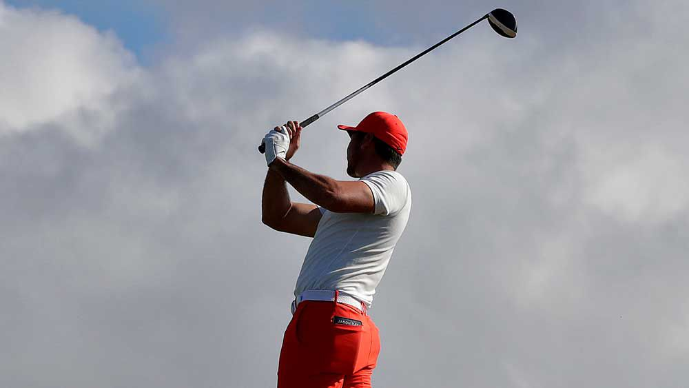 Jason Day signed for a three-under par-70 in the opening round of the Tournament of Champions. (AAP)