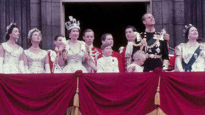Prince Philip and Queen Elizabeth, 1953