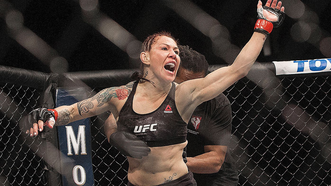 Megan Anderson Calls Out Cris Cyborg After UFC 222