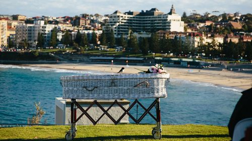 There is a growing trend for people to hold funeral services in public places such as beaches and headlands. (Photo: Picaluna)