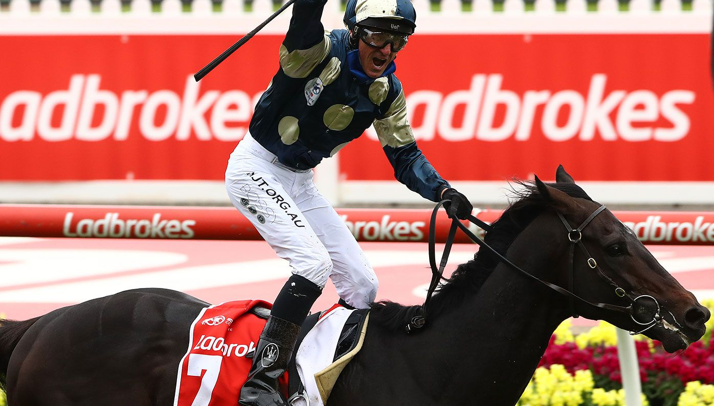 Glen Boss makes history with fourth Cox Plate win