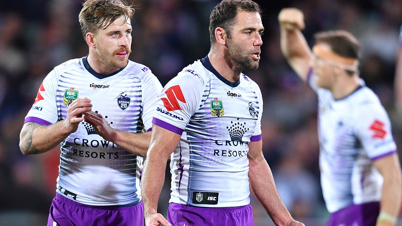 Storm win thriller with Smith field goal