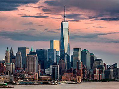 Manhattan skyline (Getty)