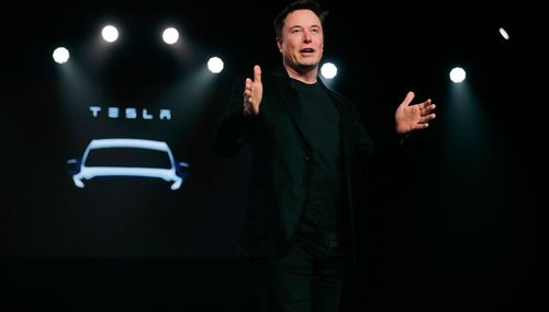Elon Musk will receive the payout if Tesla hits certain targets - which it appears on track to do.