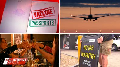 What vaccine passports will mean for you and your family.