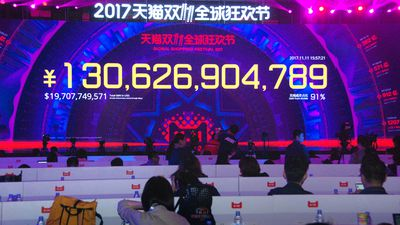 China's Singles' Day: The $25 billion shopping day the West knows nothing about