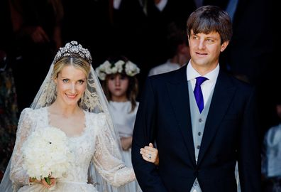 Prince Ernst August of Hanover and Ekaterina wedding