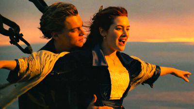 Kate Winslet and <em>Titanic</em>