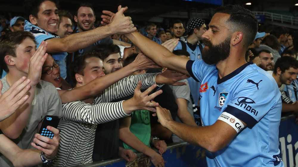 Sydney FC needed Big Blue test: Brosque