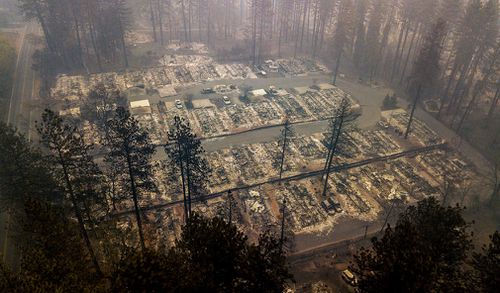 """There are lots of reasons these catastrophic fires are happening."""