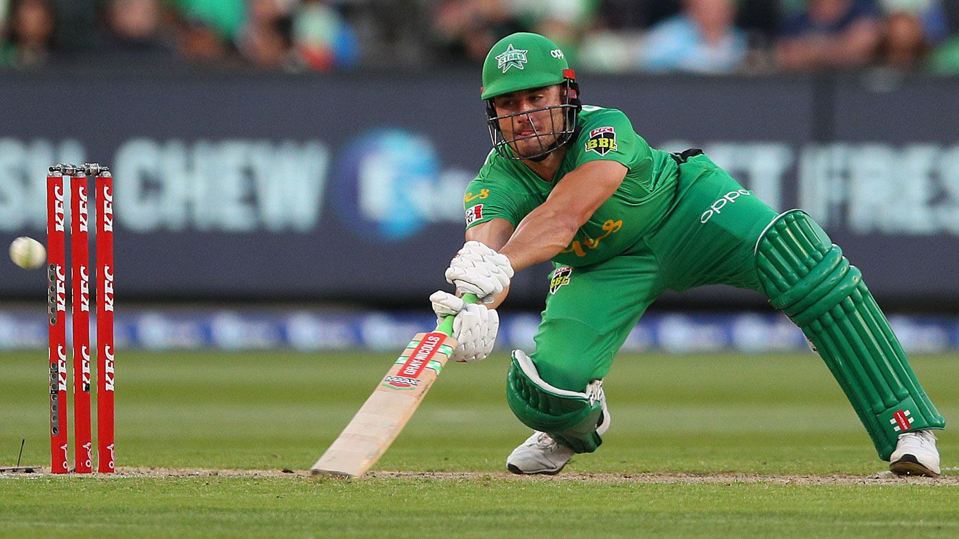 Marcus Stoinis burdened by homophobic slur in epic BBL knock for Melbourne Stars