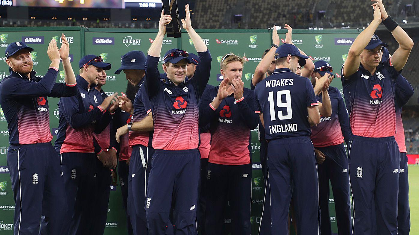 England one-day captain Eoin Morgan backs 100-ball game to save cricket