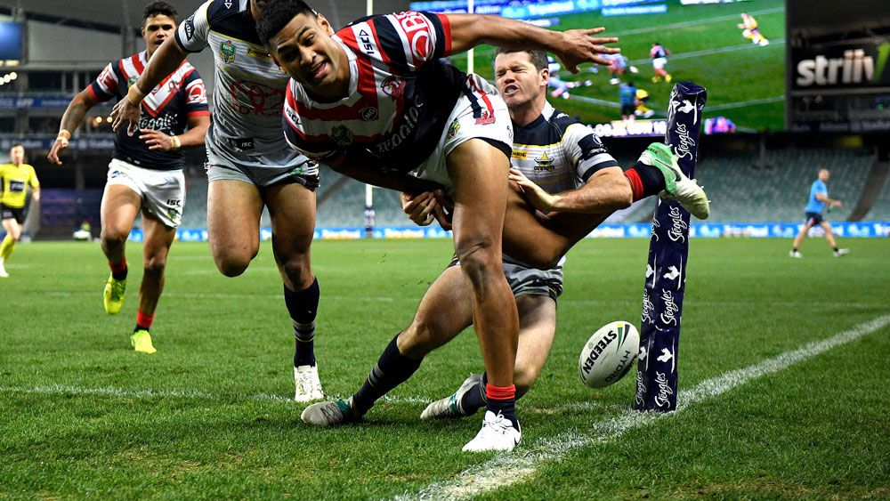 Roosters defeat Cowboys in NRL comeback