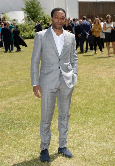 <p>&nbsp;Actor Chiwetel Ejiofor</p>