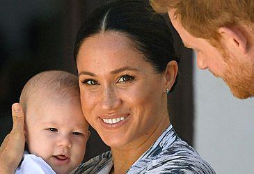 Daily Quiz: When was Archie Mountbatten-Windsor born?