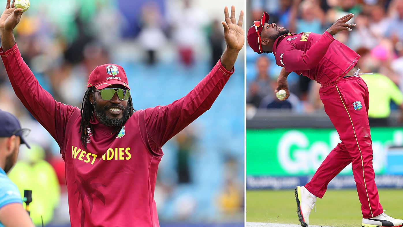 Chris Gayle outshone by next gen Windies in last hurrah at Cricket World Cup