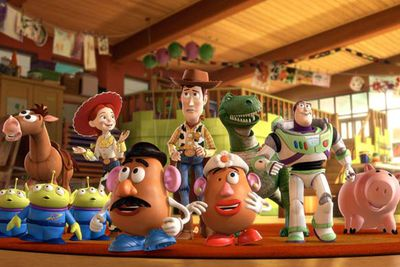 Toy Story 2, Toy Story 3