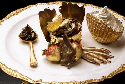 <strong>Taste the world's most expensive cupcake in Dubai</strong>