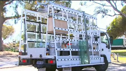 Vandals damaged more than half of a Perth primary school overnight.