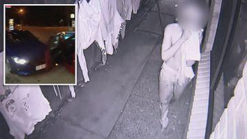 190601 Brisbane police stolen car chase petrol station crash crime news Queensland Australia SPLIT