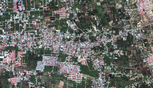This is the area before the earthquake and tsunami.