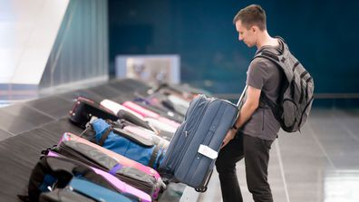 Airline luggage allowance