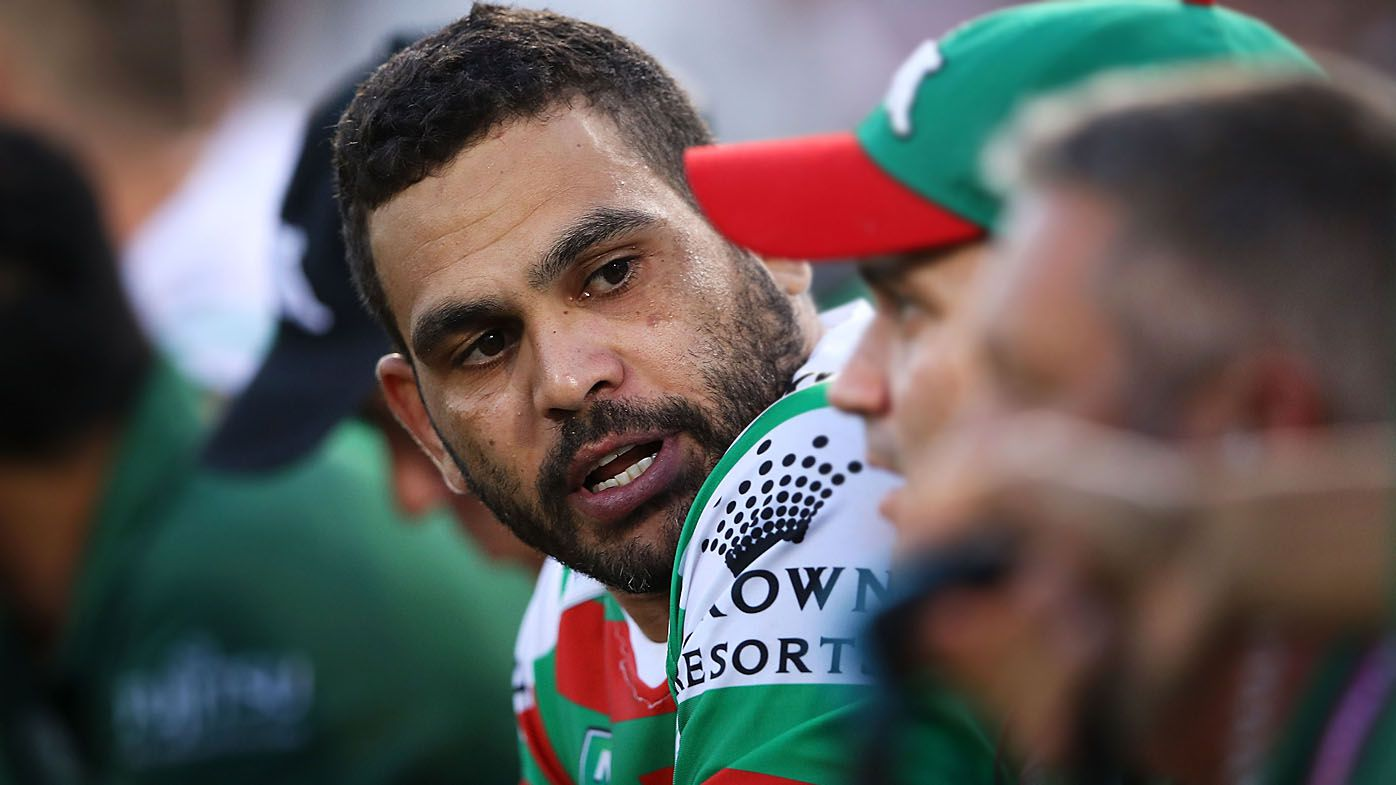 Penrith apologise after claims South Sydney star Greg Inglis was racially abused at Panthers Stadium