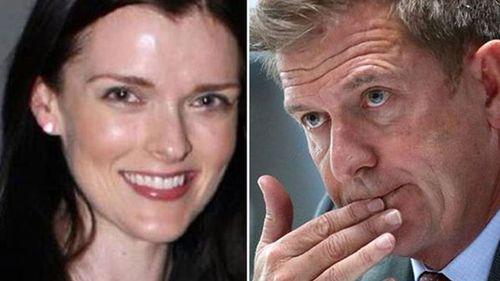 Amber Harrison and Tim Worner.