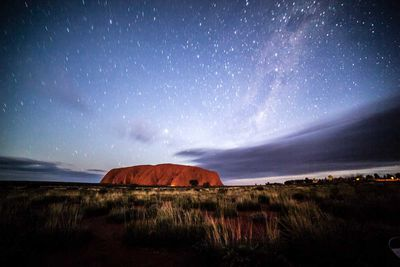 Best off-the-beaten-track destination for families: Uluru