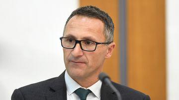 Greens leader Richard Di Natale. (AFP)
