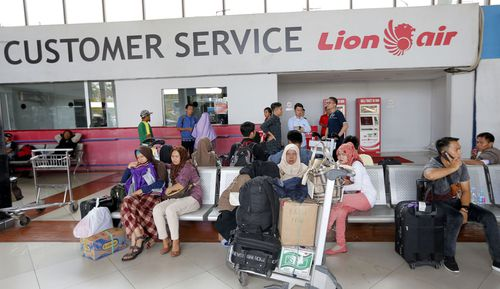 "Lion Air's president-director Edward Sirait said the plane had a ""technical problem"" on its previous flight from Bali to Jakarta but it had been fully remedied."