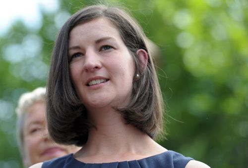 Meanwhile Greens MP Ellen Sandell said she would not be participating in the personality politics of both major parties.