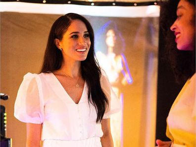 Meghan Markle looked chic when she visited the Tate.