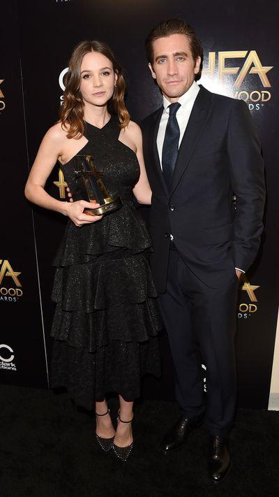 Carey Mulligan and Jake Gyllenhaal
