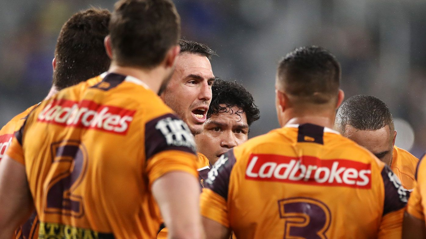 Broncos fall to the Eels in round 19.