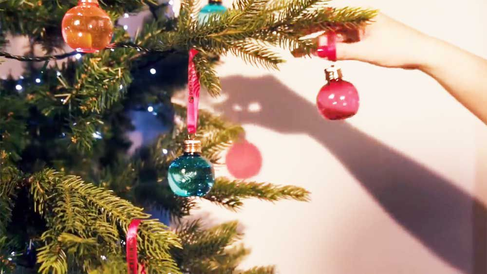 Gin-filled baubles are the Christmas miracle we all need