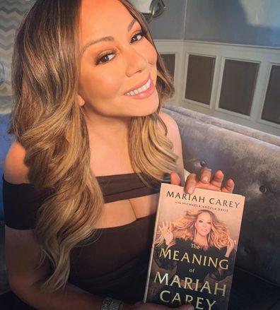 Mariah Carey, memoir, The Meaning of Mariah Carey