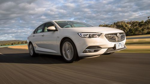 It was better news for Holden when it came to Commodore sales. (CarAdvice)