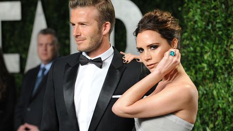 You decide: Did Posh and Becks change their accents to sound less 'working class'?