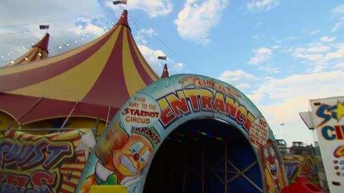 The family behind Stardust Circus fears they may be forced to close down.