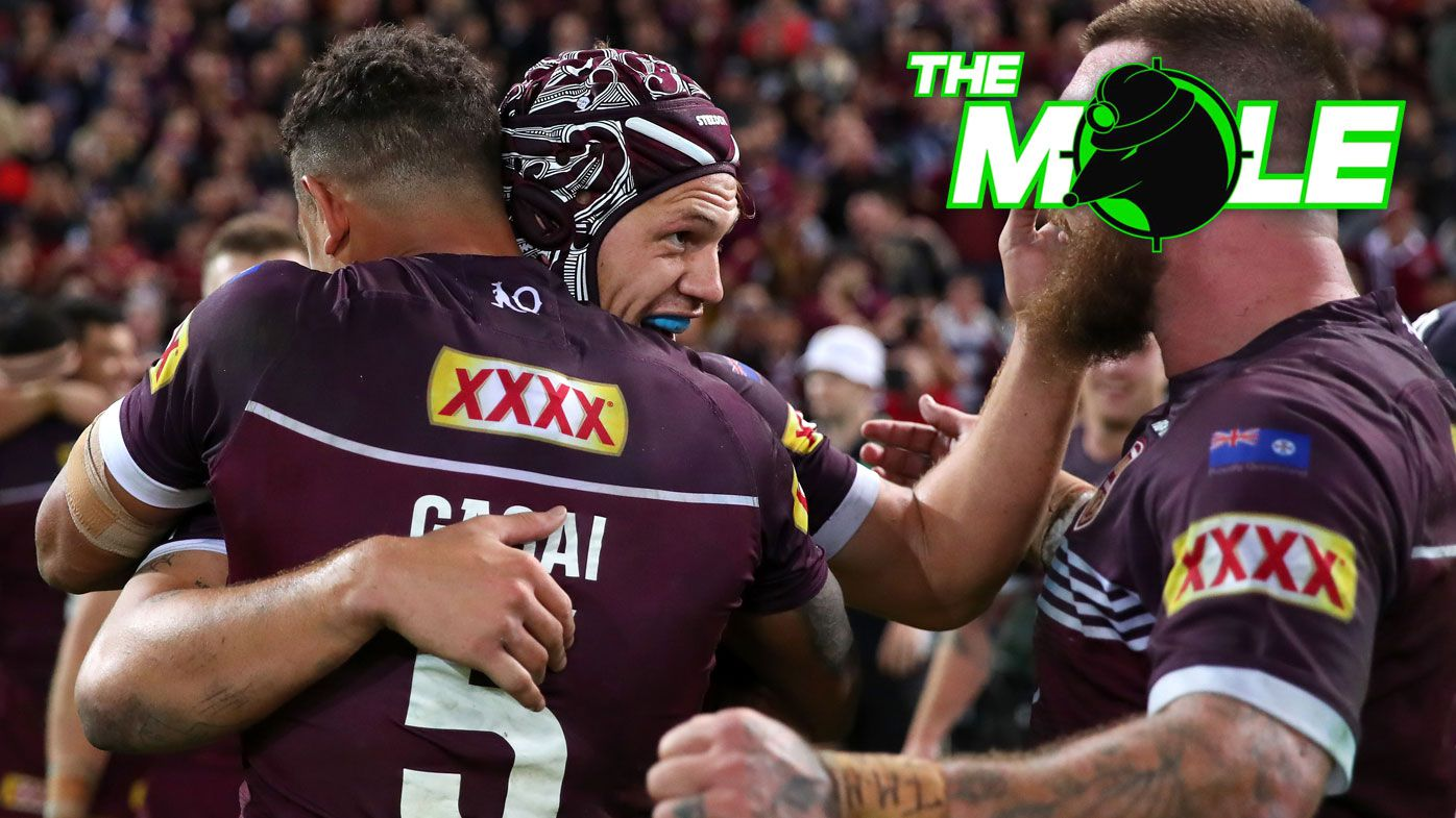 The Mole gives his player ratings for NSW vs QLD State of Origin I