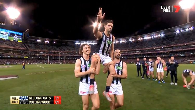 Live Afl Finals 2019 Geelong V Collingwood Scores News And Results