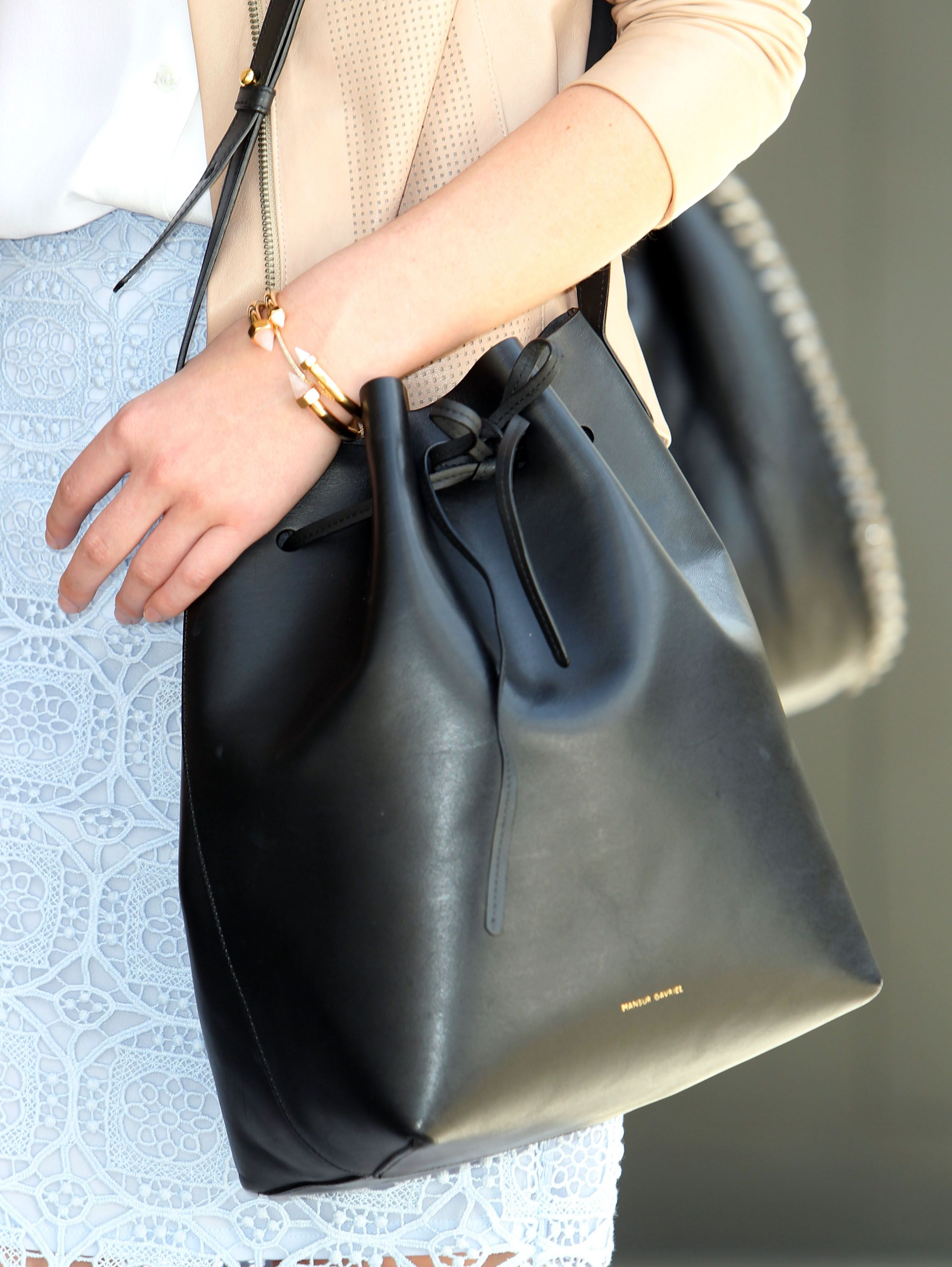 Can't wait to get your hands on the elusive Mansur Gavriel bucket bag? These chic alternatives offer all the style without the wait.