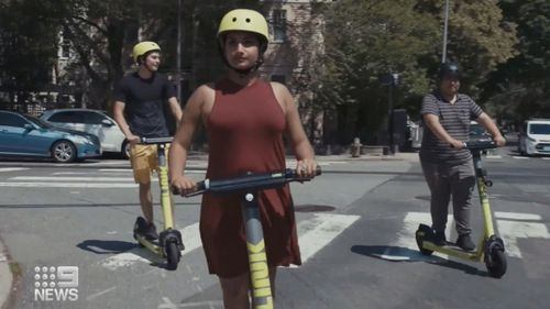 A new scooter firm could come to Australia.