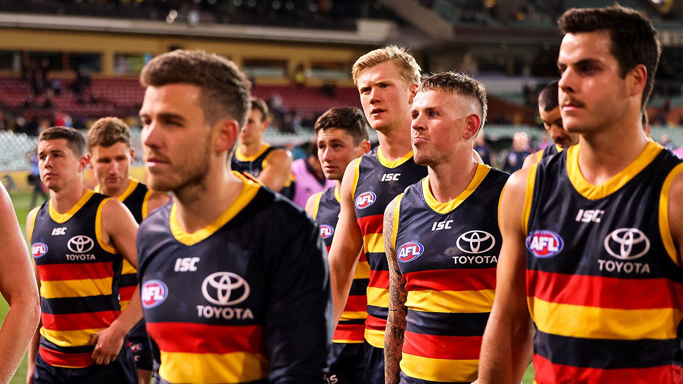 EXCLUSIVE: Warren Tredrea lashes winless Adelaide Crows' club culture after 0-10 start