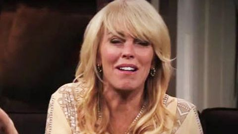 'I was extremely upset': Dina Lohan defends bizarre <i>Dr Phil</i> appearance