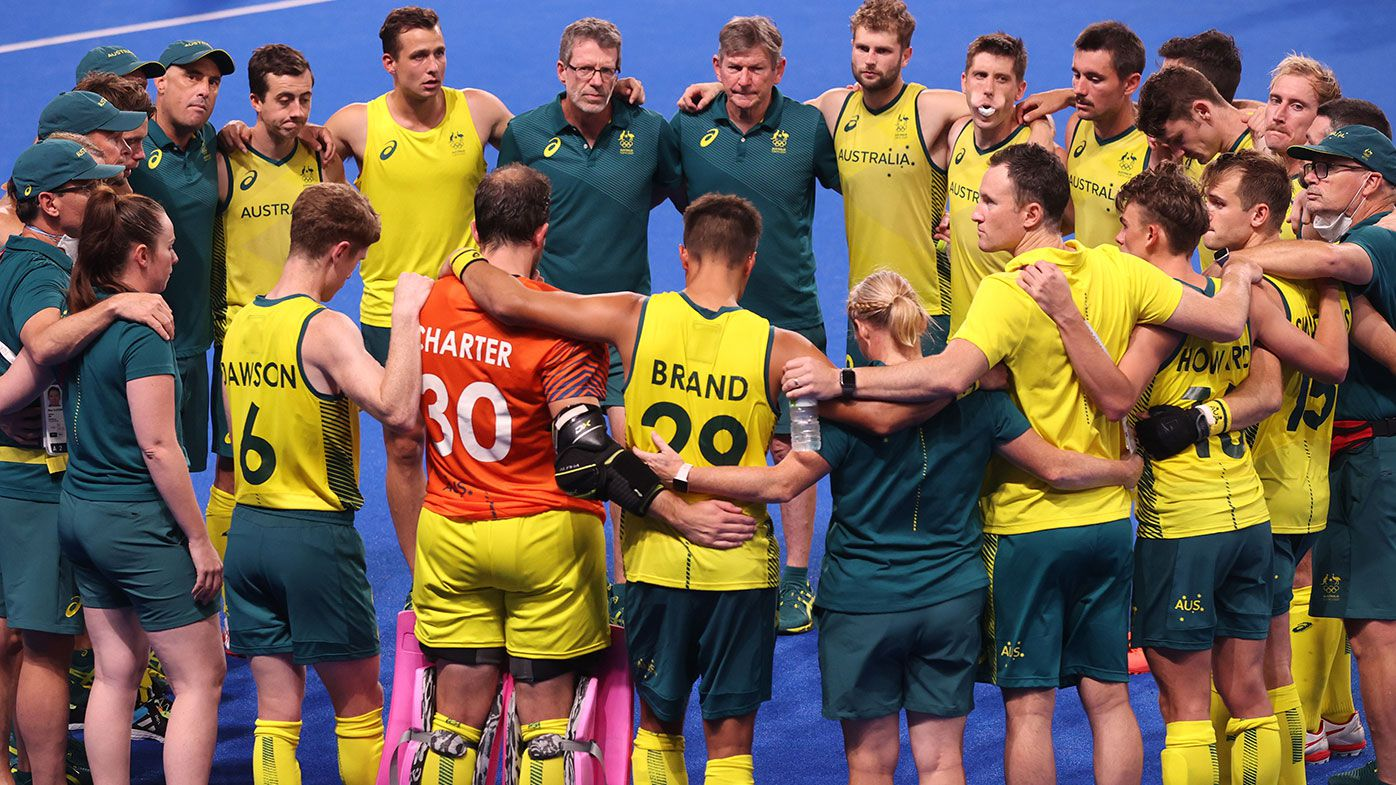 Tokyo 2021: Australian hockey players reprimanded by AOC over COVID-19 breach
