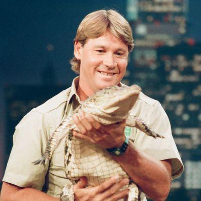 Steve Irwin, The Tonight Show With Jay Leno, 1998