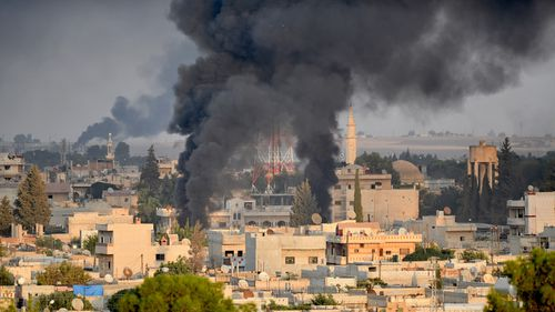The violence is a blow to those who survived the bloody reign of Islamic State in the area.
